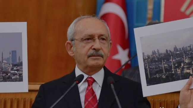 CHP Genel Başkanı Kemal Kılıçdaroğlu'nun TBMM Grup Toplantısında Konuştu