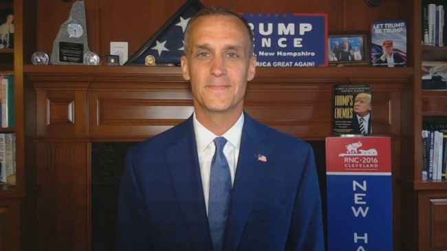 Lewandowski, Başkan Trump'ın  Seçim Kampanyasına Danışman Olarak Yeniden  İş Başı Yaptı
