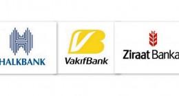 """Ziraat Bankası, Halkbank ve Vakıfbank'tan Ortak Açıklama  """"Honda, Hyundai, Fiat, Ford, Renault ve Toyota Markalarına Taşıt Kredisi Yok"""