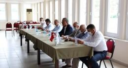 Yeni Sezon Öncesi, Orta Ve Doğu Karadeniz Kooperatifleri İstişare Toplantısı Yapıldı