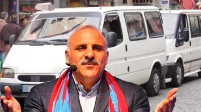 Murat Zorluoğlu :Dolmuşlar da İnsiyatif  Büyükşehirde