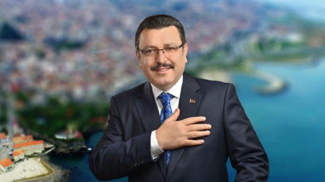Başkan Genç'ten  Trabzonlulara Bayram Mesajı