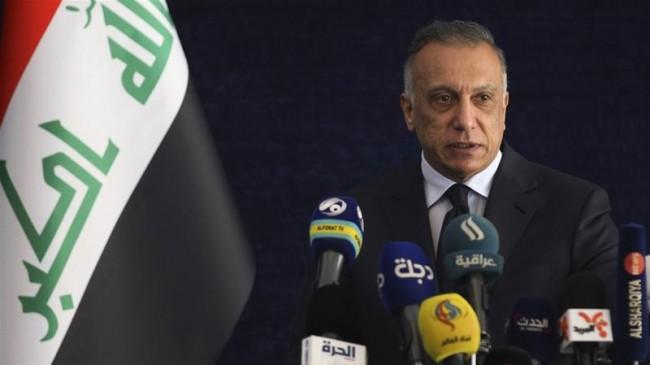 Irak başbakanı Haziran 2021 için erken seçim çağrısında bulundu