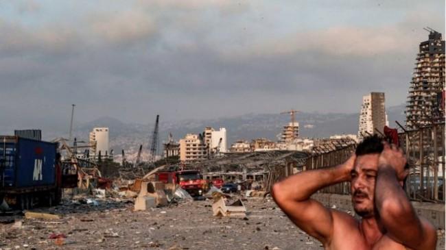 2750 Ton Amonyum Nitrat Beyruta Kıyameti Hatırlattı