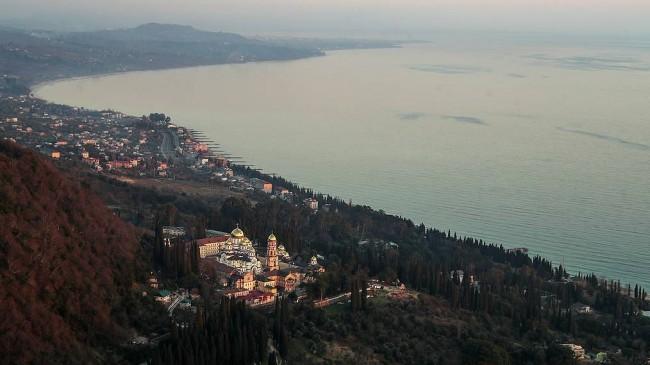 Rusya Abhazya sınırını yeniden açtı