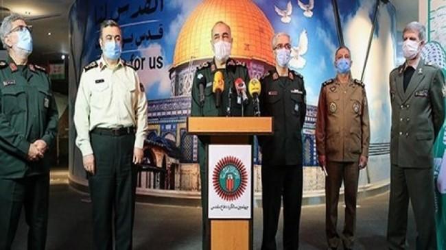 General Selami :Şehit Süleymani'nin intikamını kesin alacağız