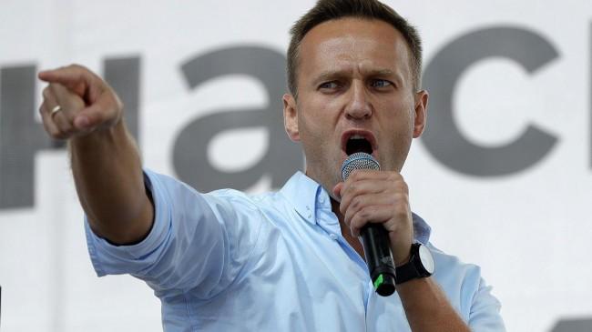 Rusya Muhalefet Lideri Navalny 'i Zehirlediler
