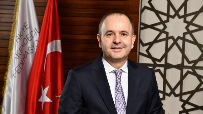 Türkiye Perakendeciler Federasyonu Başkanı Ömer Düzgün : Marketlerde Üst Düzey Önlemlere Devam Ediyoruz