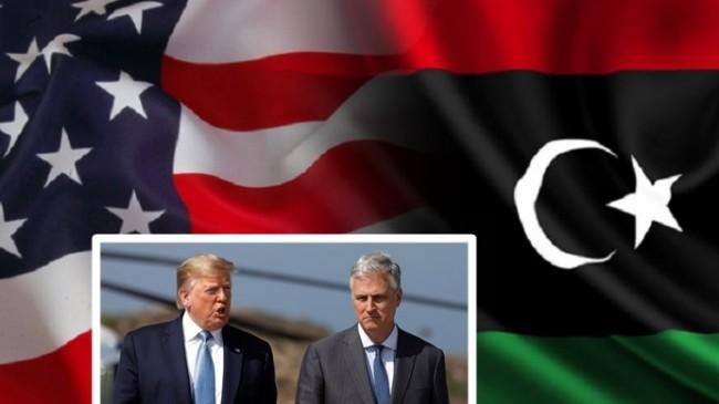 ABD  Libya'daki Dış Müdahalelere Karşı