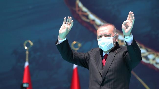 Cumhurbaşkanı Erdoğan Türkiye Test Edilece Ülke Değildir