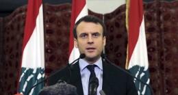 Hayret Macron Beyruta Gidiyor !!