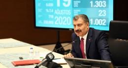 Sağlık Bakanı Fahrettin Koca, Koronavirüs Bilim Kurulu Toplantısı Sonrası Açıklamalarda Bulundu