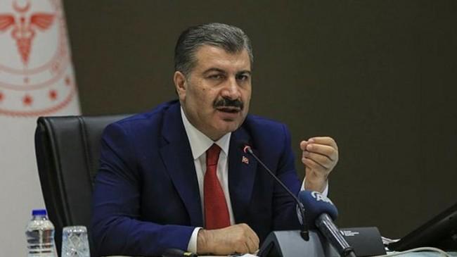 Türkiye'de son 24 saatte koronavirüs vaka sayısı 1212; can kaybı 18 kişi arttı