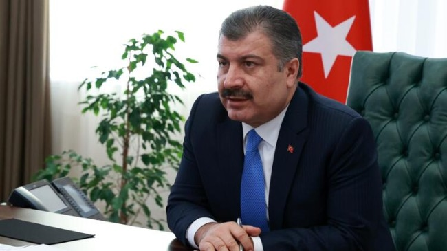 15 Ağustos korona tablosu ve vaka sayısı Sağlık Bakanı Fahrettin Koca tarafından açıklandı
