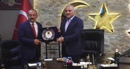 """Murat Zorluoğlu """" Dost """" Ziyaretinde"""