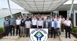 Başkan Rahmi Metin Mahalle Muhtarlarıyla Biraraya Geldi