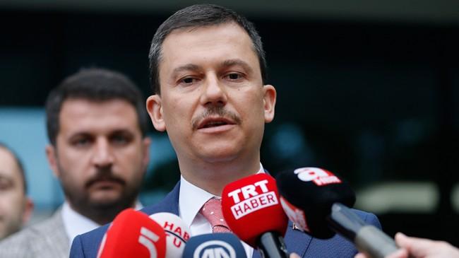 """Genel Sekreter Fatih Şahin,""""Türkiye, Bidon'ın hadsiz değerlendirmelerde bulunabileceği bir ülke değildir"""