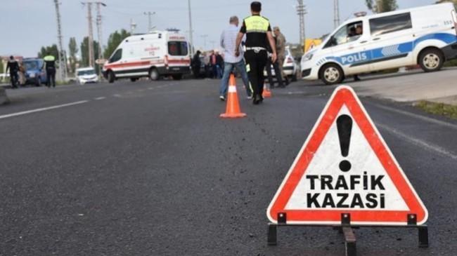 Bayram'da Trafik Terörüne 50 Can Verdik