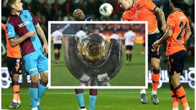 Süper Kupa Katar'da gibi
