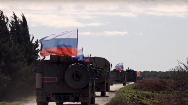 Suriyede Rus Askerlerine Suikast