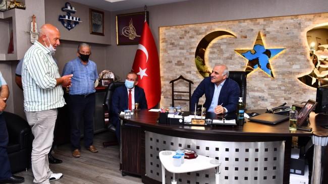 Ankara'ya gidip Sayın Bakanımız Berat Albayrak'la Görüşeceğiz