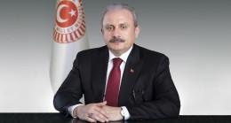 TBMM BAŞKANI ŞENTOP'TAN YUNAN GAZETESİ MANŞETİNE TEPKİ