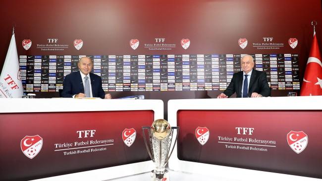 TFF Başkanı Nihat Özdemir, Yayıncı Kuruluşa  Açıklamalarda Bulundu
