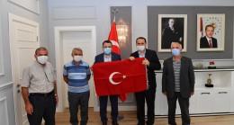 Şehit aileleri, Başkan Genç'i ziyaret etti