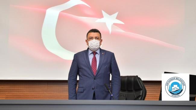 Ortahisar Belediye Meclisi yeni dönemin ilk toplantısını gerçekleştirdi