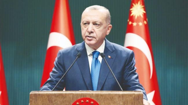 """Cumhurbaşkanı Erdoğandan """" AÇIK ÇAĞRI """""""