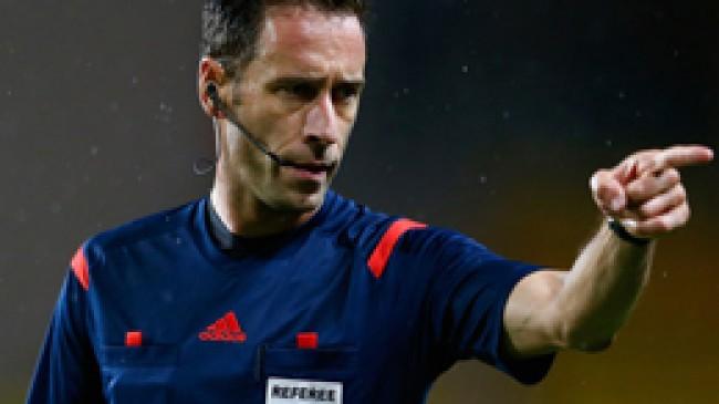 Türkiye – Macaristan maçını Artur Dias yönetecek