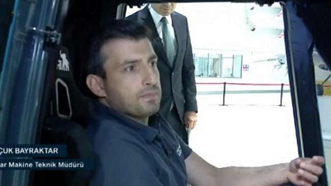 Selçuk Bayraktar, Türkiye'nin ilk uçan arabası Cezeri yi Anlattı