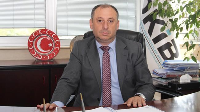 DKİB Başkanı Saffet KALYONCU'dan İhracatçılara Övgü