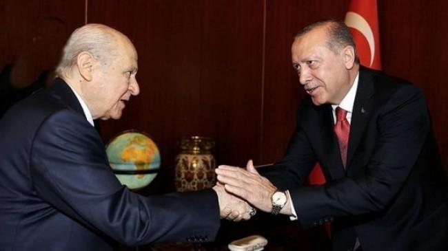 MHP Genel Başkanı Devlet Bahçeli: 2023'te Cumhurbaşkanı adayımız Recep Tayyip Erdoğan'dır