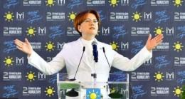 Akşener Cumhurbaşkanını  Kurultay Kürsüsünden Eleştirdi