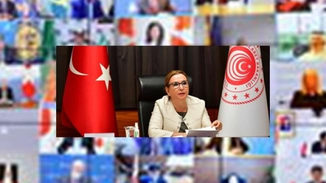 Ticaret Bakanı Pekcan, G20 Ticaret ve Yatırım Bakanları Toplantısına katıldı