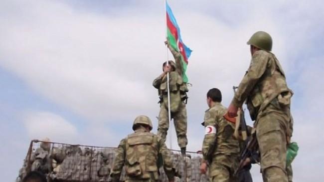 Dağlık Karabağda Silahlar Susuyor