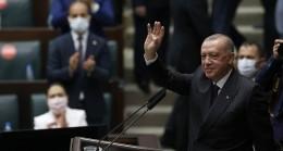 Cumhurbaşkanı Erdoğan Ak Parti Grup Toplantısında Vekillere Hitap Etti