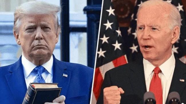 """ABD'de Yeni Başkan """"Biden"""""""