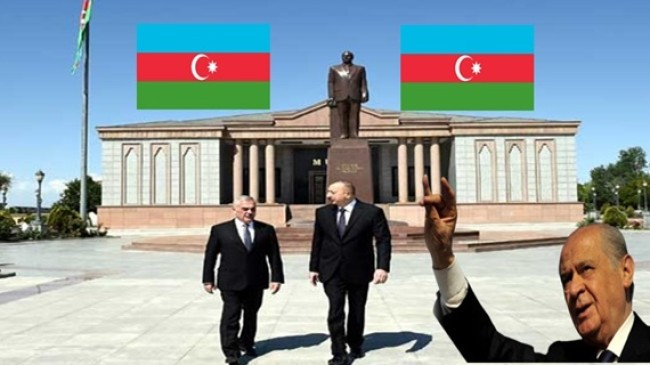 MHP Lideri Dr.Dvlet Bahçeli :Nahçivan Biran Önce Azerbaycanla Birleşmelidir