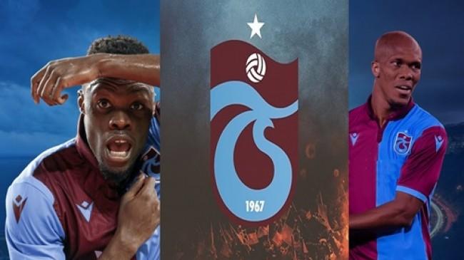 Nwakame Sahada, Ekuban Evde,Trabzonspor Komada