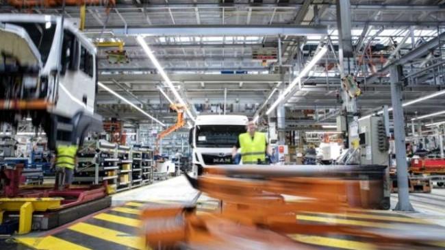 Kamyon Ve Otobüs Üretimine Başlanacak