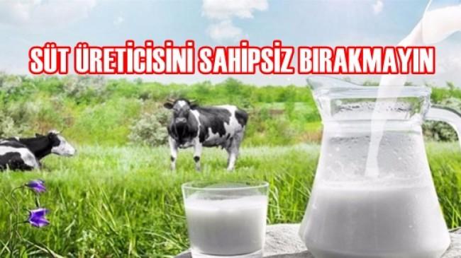 """Başkan Birol Aydemir: """"Tarım Bakanlığını Süt Üreticilerine Sahip Çıkmaya Çağırıyoruz"""""""
