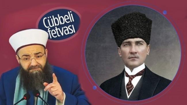 """""""Mustafa Kemal Atatürk bu devletin kurucusu, onun aleyhine konuşulmaz, konuşmak caiz değil"""""""