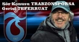 Trabzonsporun İlacı : Mustafa Reşit Akçay'dır