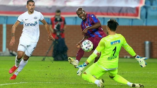 Trabzonspor, Kasımpaşa'ya 4-3 Yenildi
