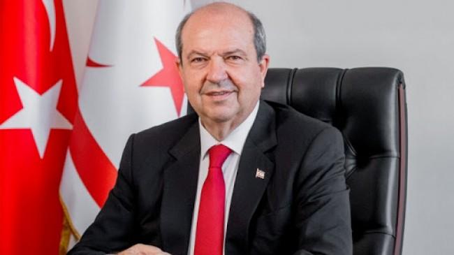 Yeni Cumhurbaşkanı Ersin Tatar