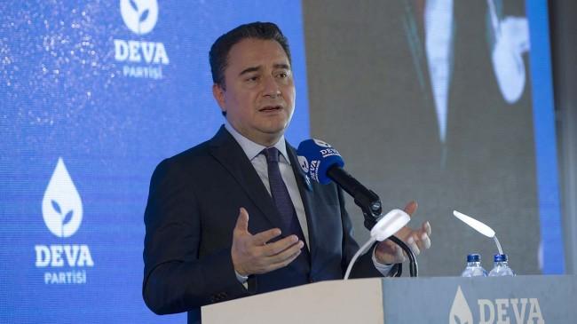 """Babacan: """"Sosyal yardımlar devletin lütfu değil vatandaşın hakkıdır"""""""