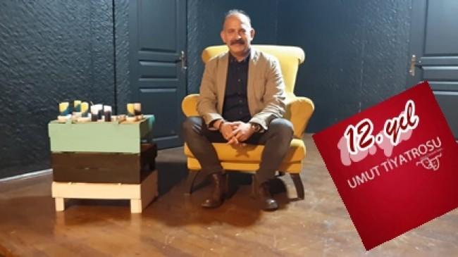 Trabzon Umut Tiyatrosu Genel Sanat Yönetmeni Cengiz Aydoğdu: Sanatsız kalan bir milletin hayat damarlarından biri kopmuş demektir