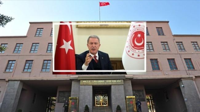 MSB Bakanı Akar :Türk Silahlı Kuvvetlerine ve Mehmetçiğe Hakaret Etmek Kimsenin Haddine Değildir Gereği Yapılacaktır